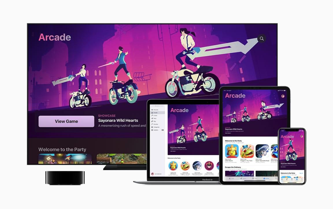 arcade - Apple chce priniesť novú éru svojich služieb