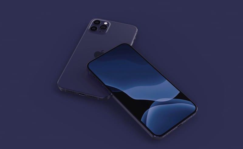body 17 - Modrý iPhone 12?