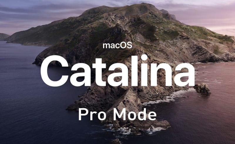 cover macblog 33 - Betaverzia Cataliny spomína Pro Mode pre Mac