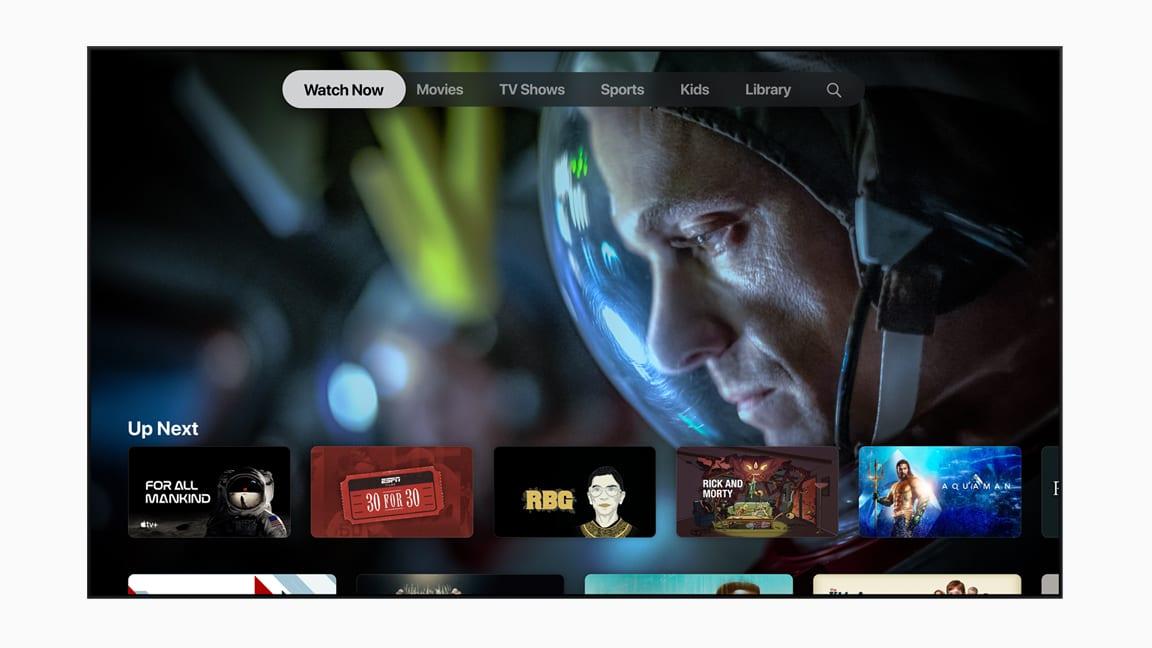 tv - Apple chce priniesť novú éru svojich služieb