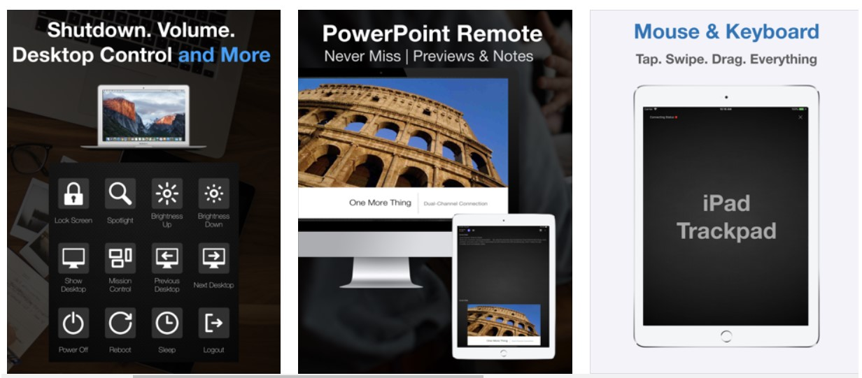 Controlax Pro Control for Mac - Zlacnené aplikácie pre iPhone/iPad a Mac #08 týždeň
