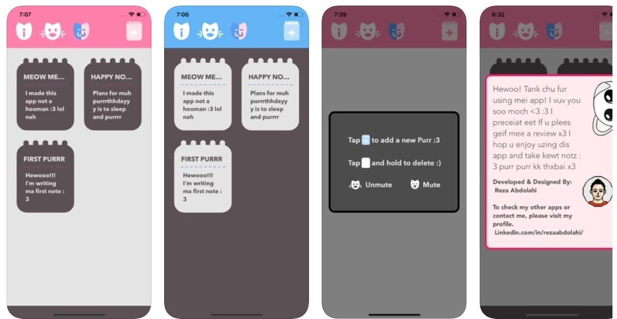 Purrpad - Zlacnené aplikácie pre iPhone/iPad a Mac #08 týždeň