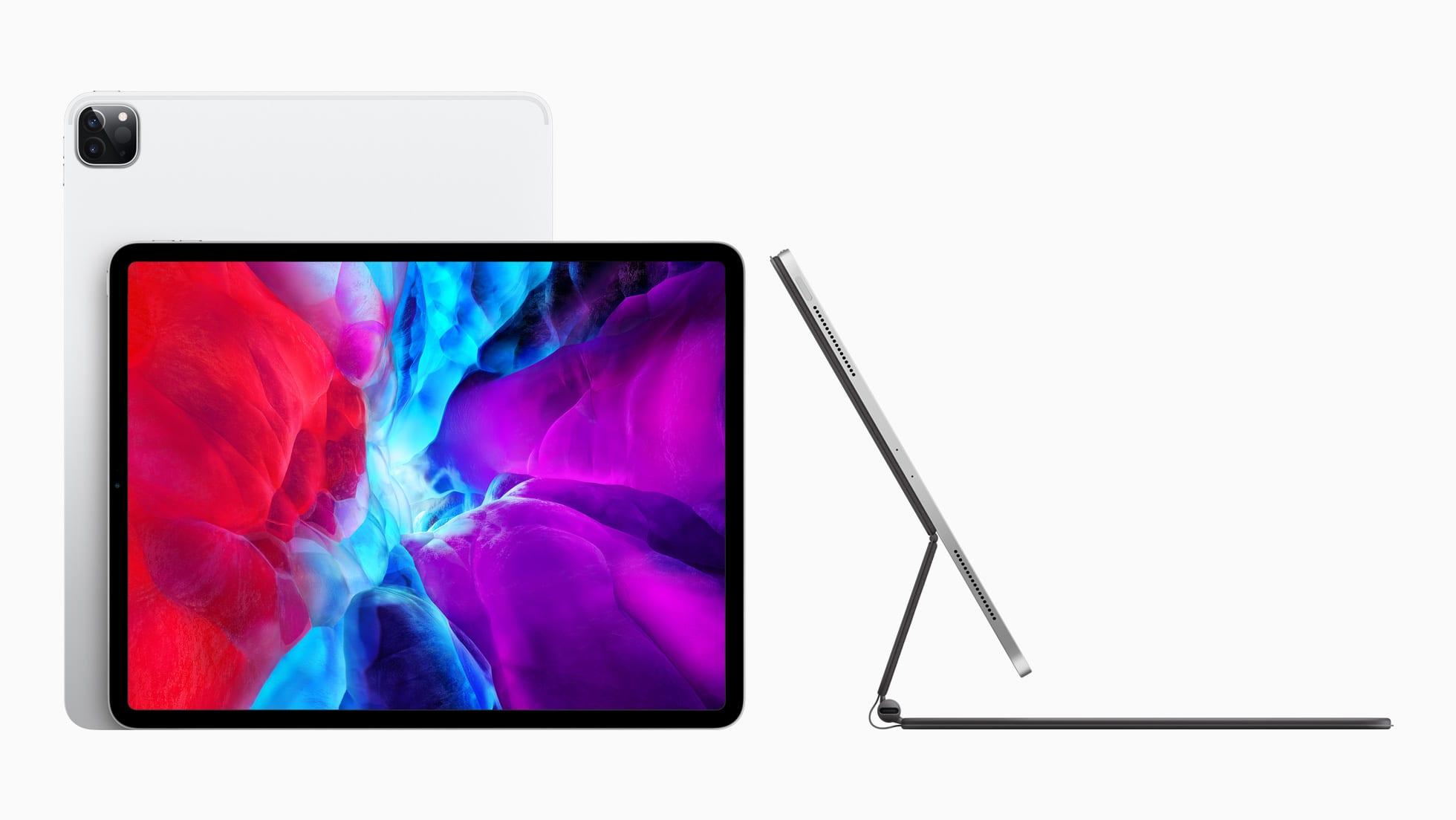 Apple new iPad Pro 03182020 - Apple predstavil nový iPad Pro a Magic Keyboard s LED podsvietením - aktualizácia