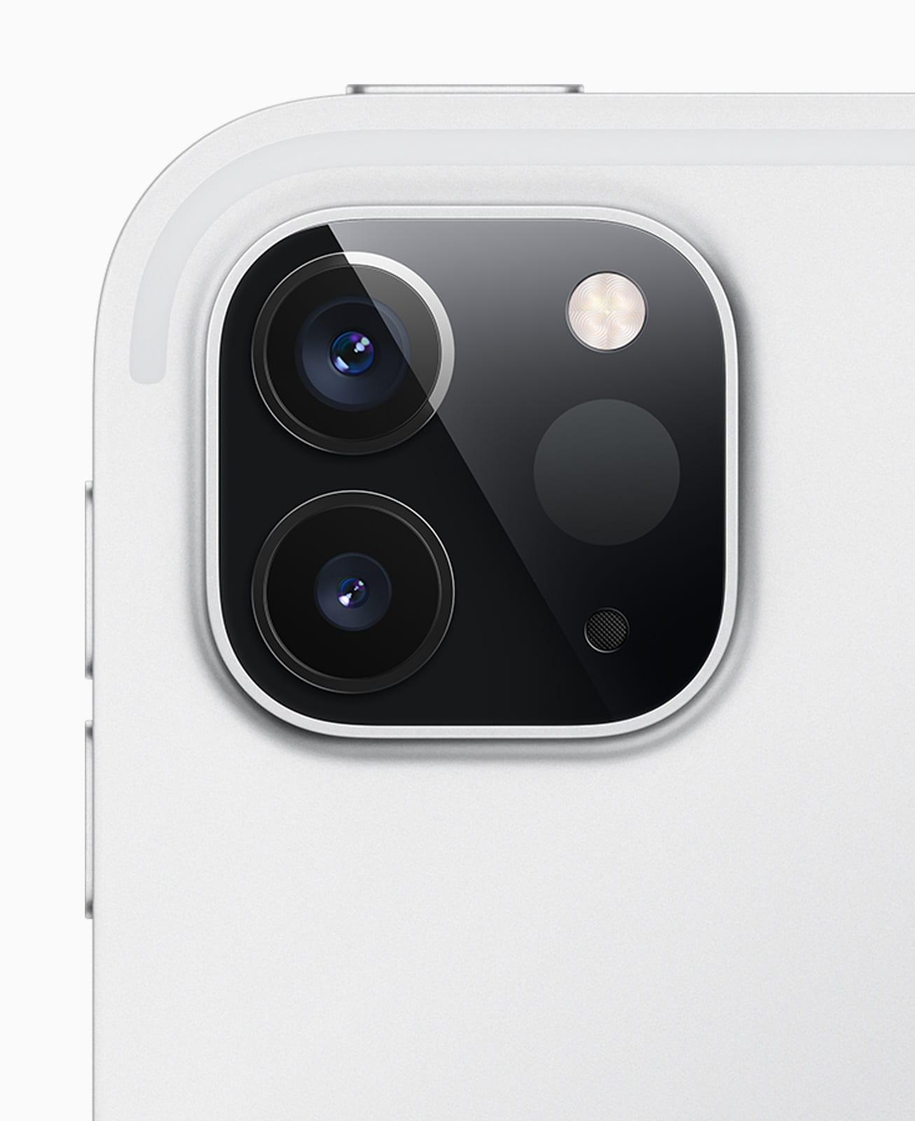 Apple new ipad pro ultra wide camera 03182020 - Apple predstavil nový iPad Pro a Magic Keyboard s LED podsvietením - aktualizácia