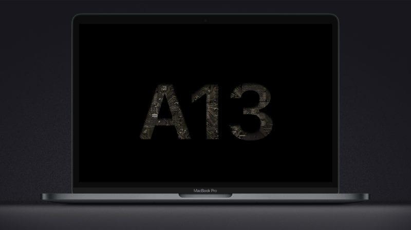 MacBook Pro ARM