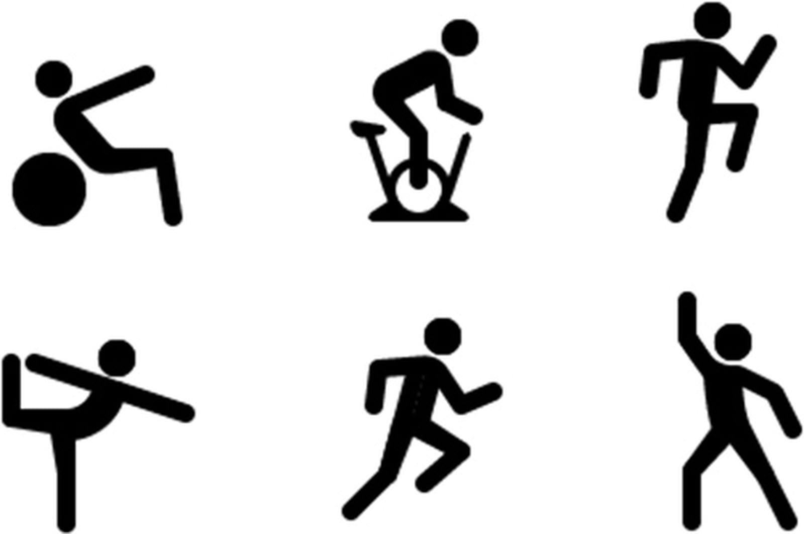 iOS 14 Fitness App