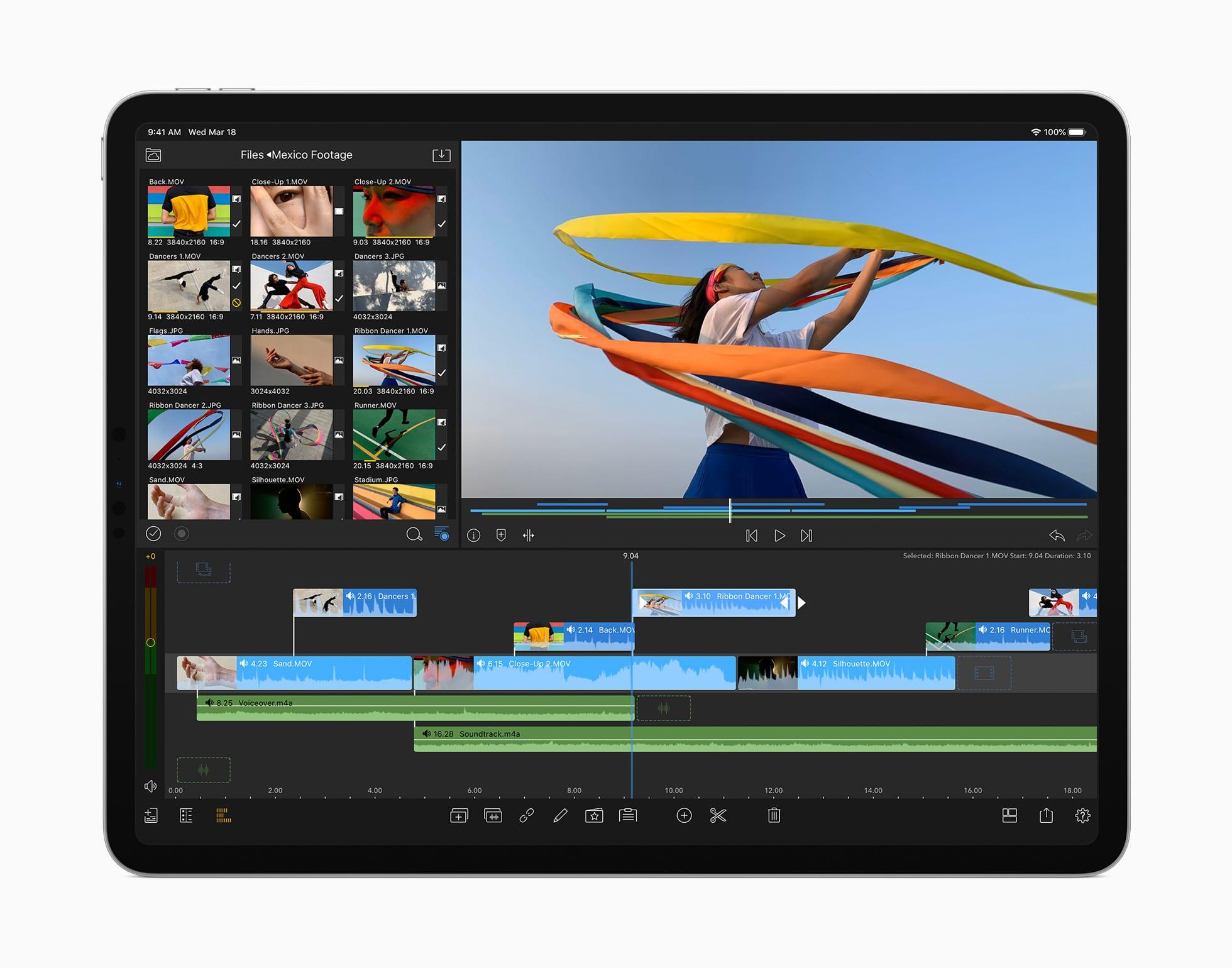 iPad Pro A12Z Bionic - Apple predstavil nový iPad Pro a Magic Keyboard s LED podsvietením - aktualizácia
