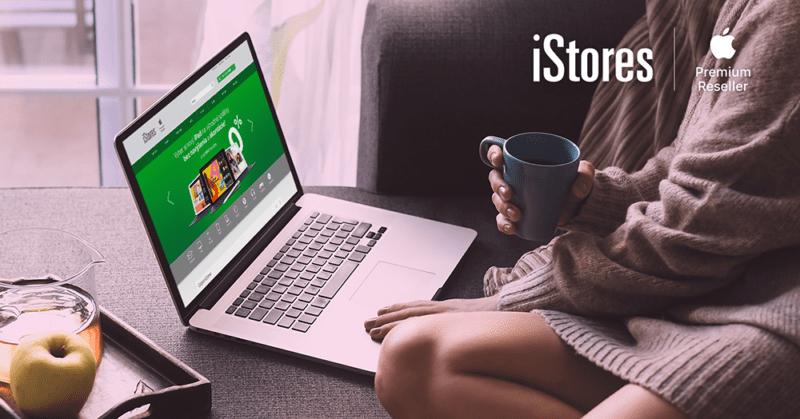 online nakup 800x419 - Nakupuj online z pohodlia domova a získaj od iStores odmenu v hodnote až 50 €
