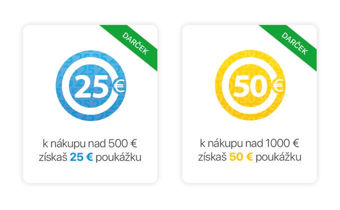 poukazky 680x420 - Nakupuj online z pohodlia domova a získaj od iStores odmenu v hodnote až 50 €