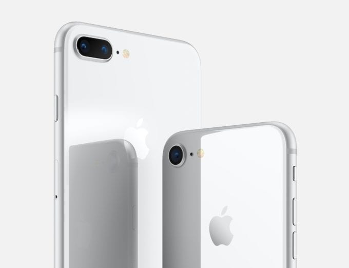 iPhone 8 White Silver