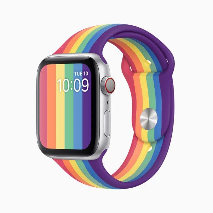 Apple Watch Series 5 Pride Edition
