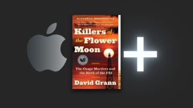 Killers of the Flower Moon Apple TV