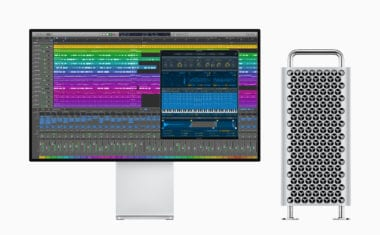 Logic Pro X 10.5 Pro Display XDR Mac Pro