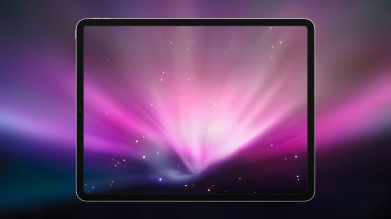 iPad Pro Mac OS X Leopard