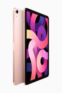 iPad Air 2020 Rose Gold