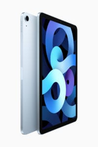 iPad Air 2020 Sky Blue