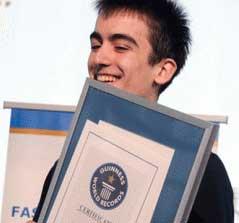 Saakashvili-ipad-guinessrecord