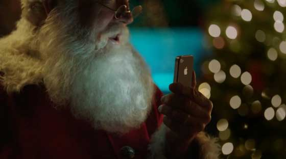 apple-santa-ad-2011