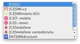 esmska brany - Esmska - Posielajte SMS správy priamo z Macu