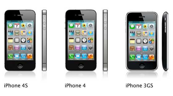 iphone-lineup2011