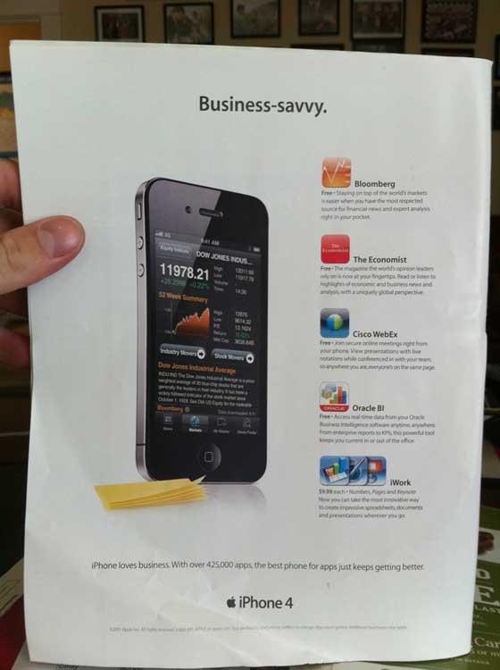 iphoneforbusiness