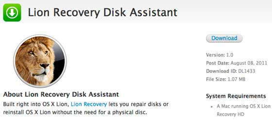 lion-recovery-disk-assistant