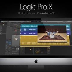 logicprox 240x240 - Logic Pro X získal aktualizáciu a pripravuje sa na nový Mac Pro