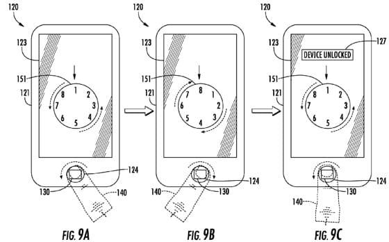 Nový patent odhaľuje ďalšie možnosti využitia Touch ID ~ MacBlog.sk f5ca19f8983