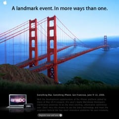 wwdc2008 invitation picture splash 240x240 - WWDC 2008, 9. jún 2008, čo môžeme očakávať?