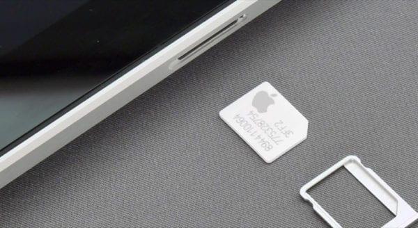 Apple SIM iPad 600x328 - Apple sa možno čoskoro stane mobilným operátorom