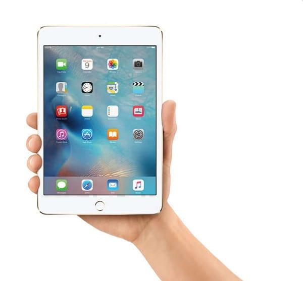 iPadmini 600x557 - Apple údajne začína vyrábať iPad mini 5. generácie
