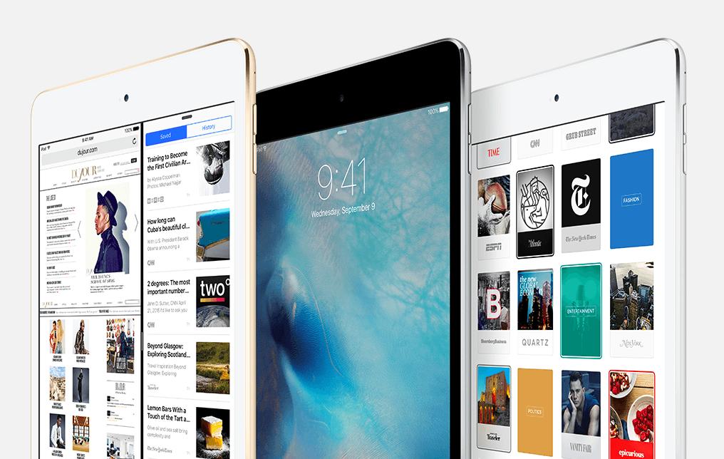 ipad mini 4 detail - iPad mini končí, tvrdí server BGR