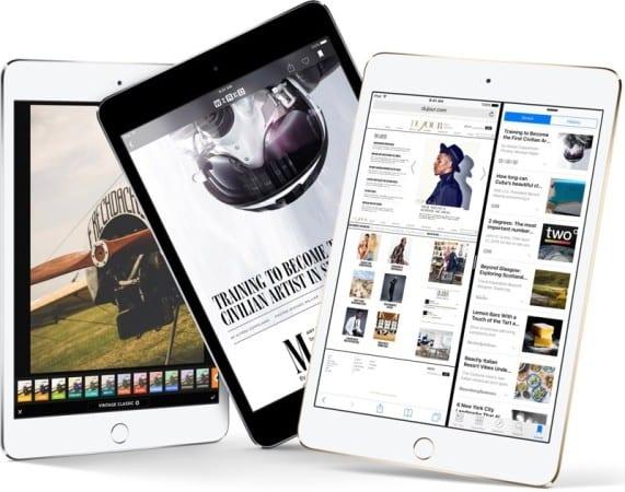 ipad mini4 571x450 - Apple vraj začne predávať nové AirPods, AirPower a iPad budúci mesiac