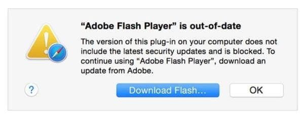 14651 10362 151020 Flash l 600x235 - Apple zablokoval nebezpečnú verziu Adobe Flash v OS X Safari