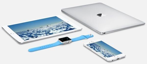 They Work Together Beautifully Devices 600x264 - Priemerná životnosť Apple zariadení je štyri roky