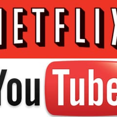Netflix e YouTube 240x240 - Netflix a YouTube dostali podporu pre iPad Pro