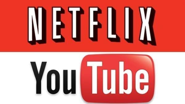 Netflix-e-YouTube