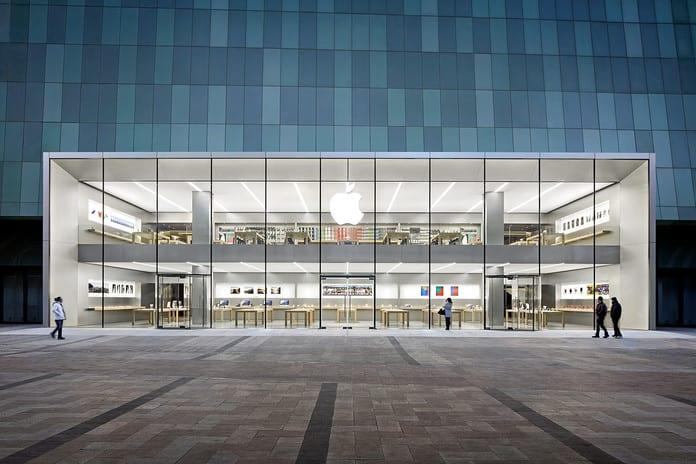 Apple Store Zhongjiejoycityhero Macblogsk