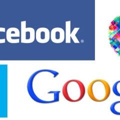 facebook apple google twitter 240x240 - Google, Microsoft, Facebook a ďalší podporujú Apple v spore s FBI