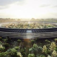 AppleCampus1 240x240 - Nové video ukazuje progresívny postup prác v Apple Parku