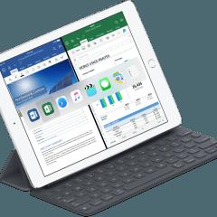 ipad pro 97 keyboard large 240x240 - Prvé hodnotenia 9,7″ iPadu Pro: výkonná náhrada notebooku