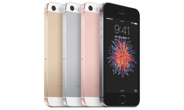 iphone SE all collors 600x360 - Opať sa hovorilo o iPhone SE druhej generácie