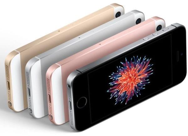 iphone se large side 600x435 - Výrobná cena iPhonu SE sa odhaduje na 160 dolárov