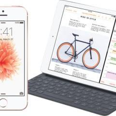 "uboxing ipad a iphone 240x240 - Predaj iPhonu SE a 9,7"" iPadu Pro sa na Slovensku spustí 4. apríla"