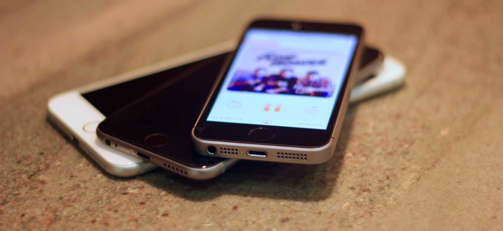 iphone se stack bleed - Opať sa hovorilo o iPhone SE druhej generácie