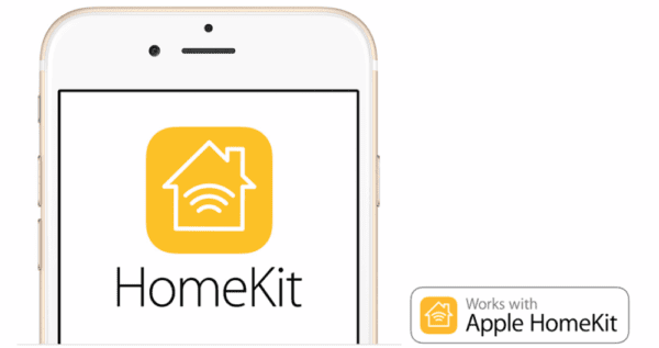 homekit iphone6 600x317 - HomeKit seriál, díl #1 - úvod do HomeKitu