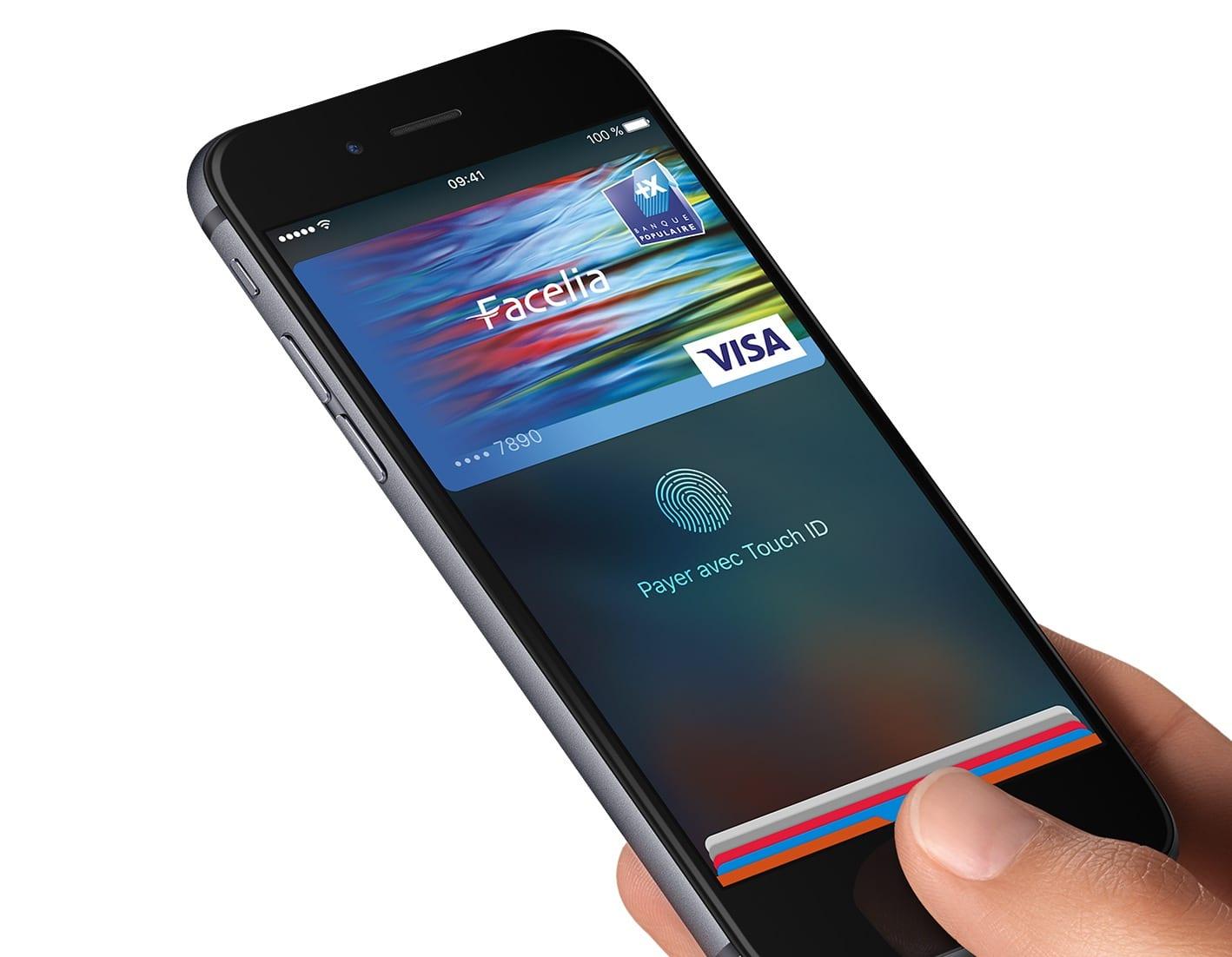 apple pay france2 - Apple Pay na Slovensku a v Čechách už v marci
