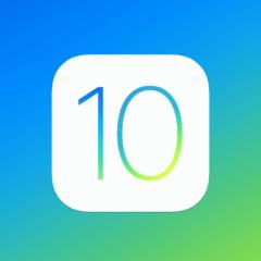 iOS10 Gradient iPhone 2 240x240 - iOS 10 prekonáva počeť stiahnutí svojho predchodcu