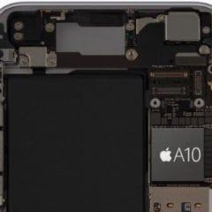 Apple A10 processor iPhone 7 240x240 - Unikli fotografie procesoru A10 pre iPhone 7