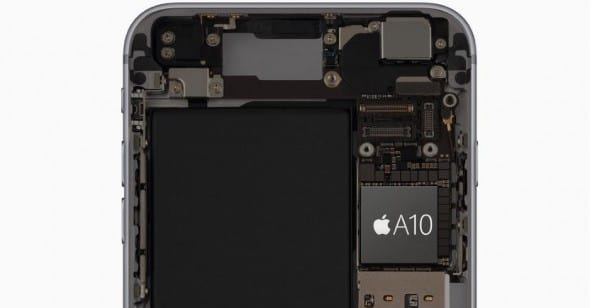 Apple A10 processor iPhone 7 - Samsung môže v budúcnosti znovu vyrábať procesory pre iPhone